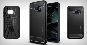 Spigen Rugged Armor для Galaxy S7 edge