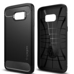 Чехол Spigen Rugged Armor для Galaxy S7 edge