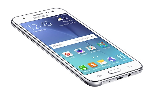 galaxy j5 android