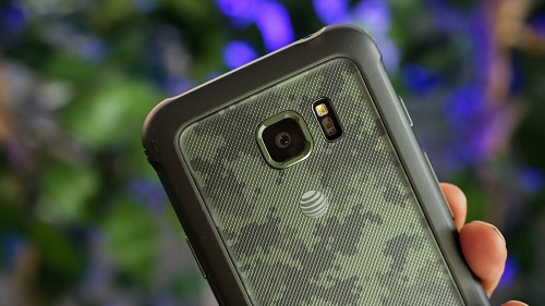 Galaxy S8 Active камера