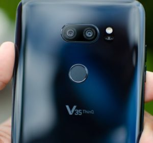 LG V35 ThinQ, vs Samsung Galaxy S9 и Galaxy S9+